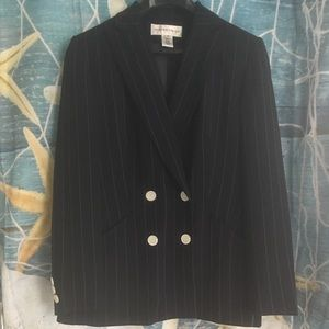 Jones New York Pin Stripe Suit